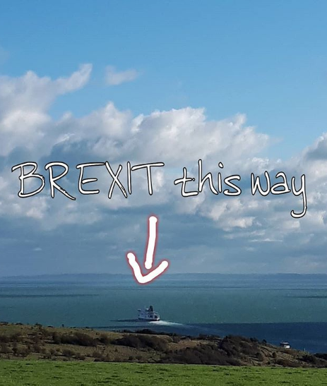 Brexit this way